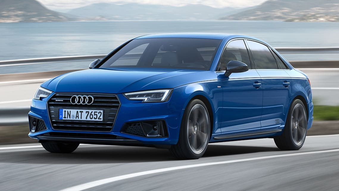 Audi A4 2019 Revealed Car News Carsguide