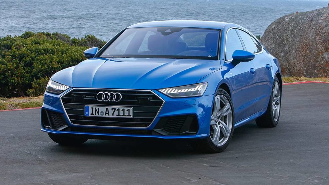 Audi A Sportback Pricing And Spec Confirmed Car News CarsGuide - A7 audi