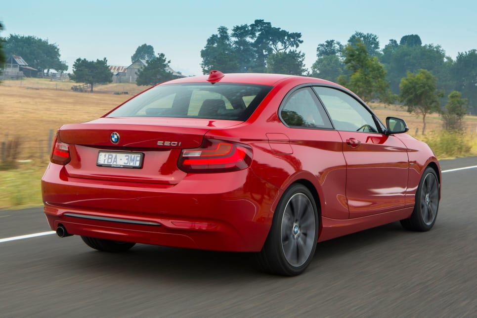 BMW Series I Review CarsGuide - Bmw 220i