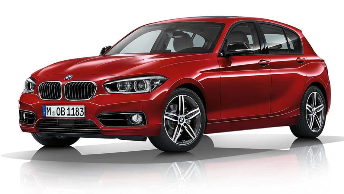 bmw 1 series 2016 new car sales price car news carsguide. Black Bedroom Furniture Sets. Home Design Ideas