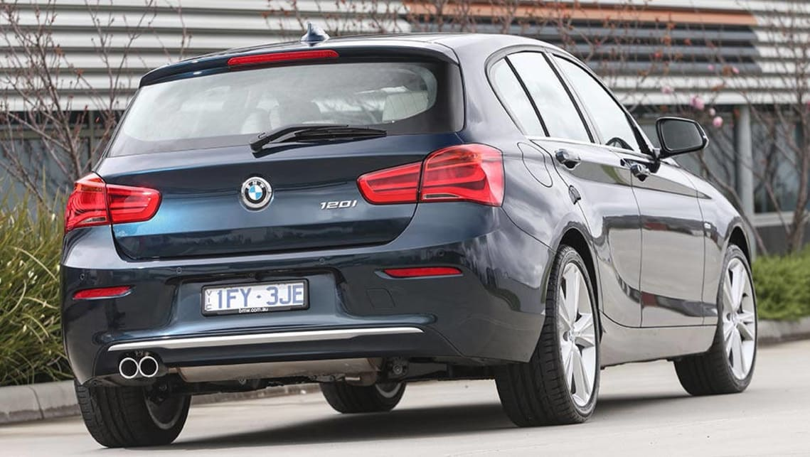 bmw 120i 2016 review snapshot carsguide