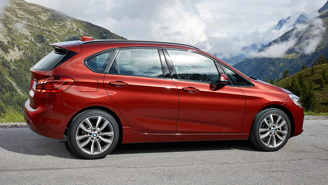 BMW 2 Series Active Tourer Review 2015 | CarsGuide