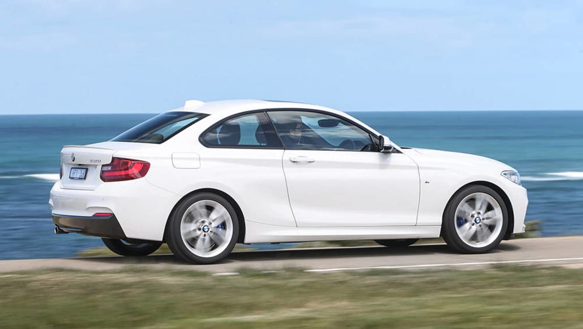 Bmw 2 Series Coupe 230i 2017 Review Carsguide