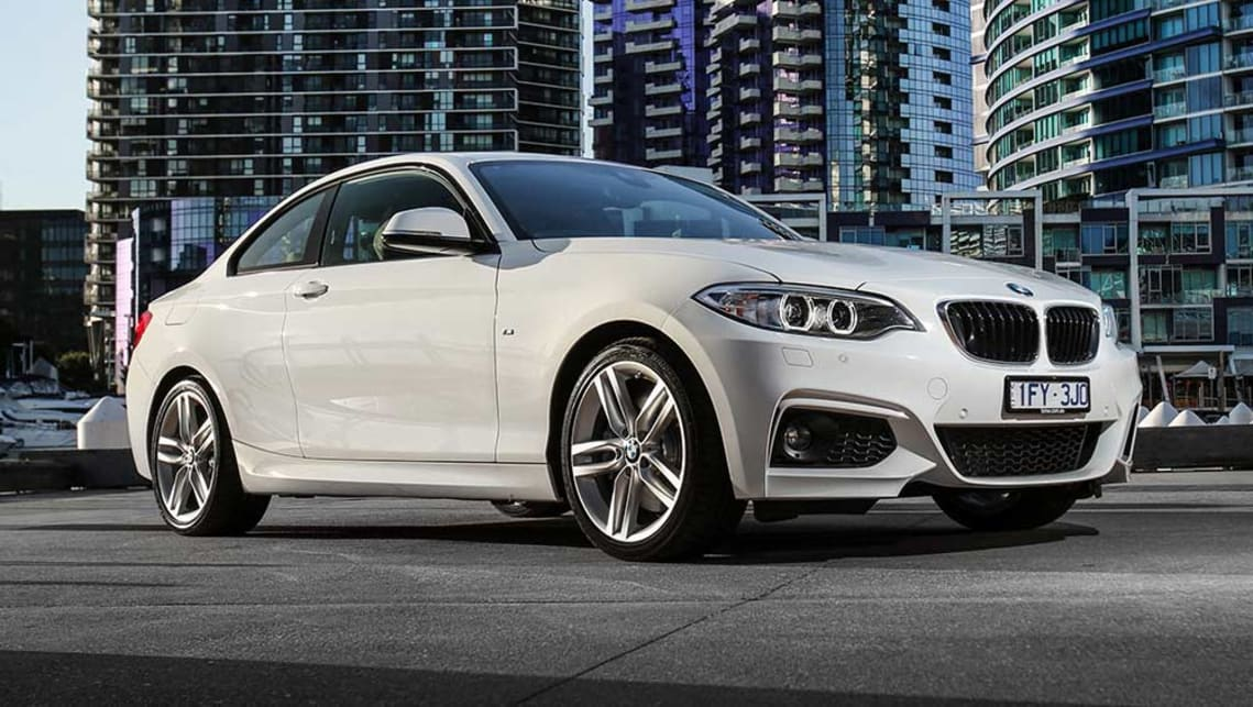 2016 BMW 230i Coupe