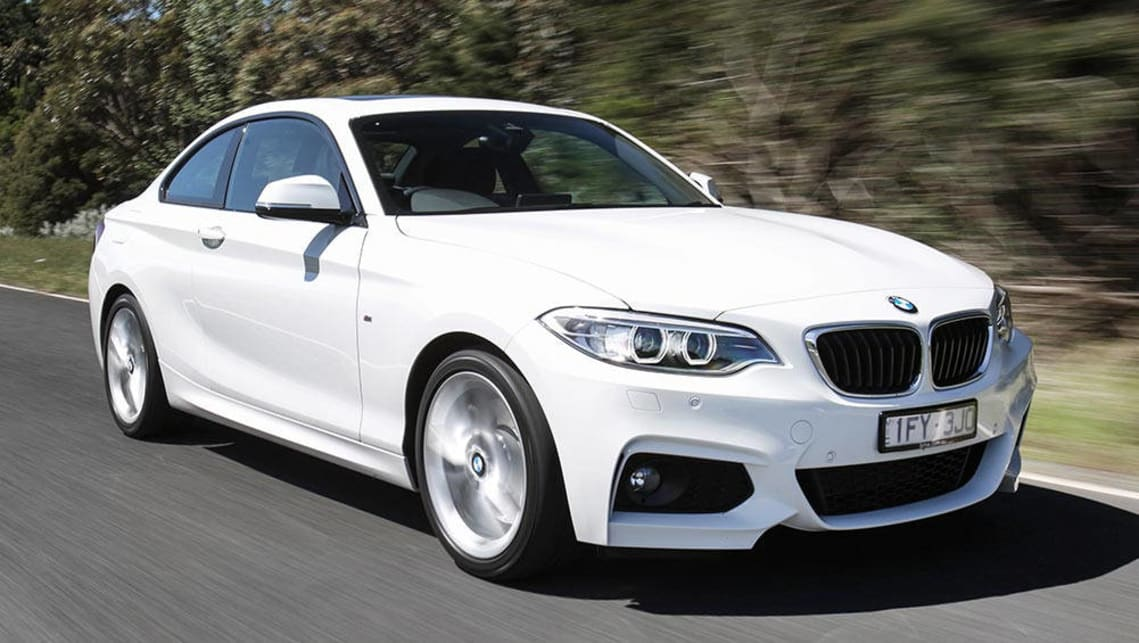 bmw 230i coupe 2017 review road test carsguide
