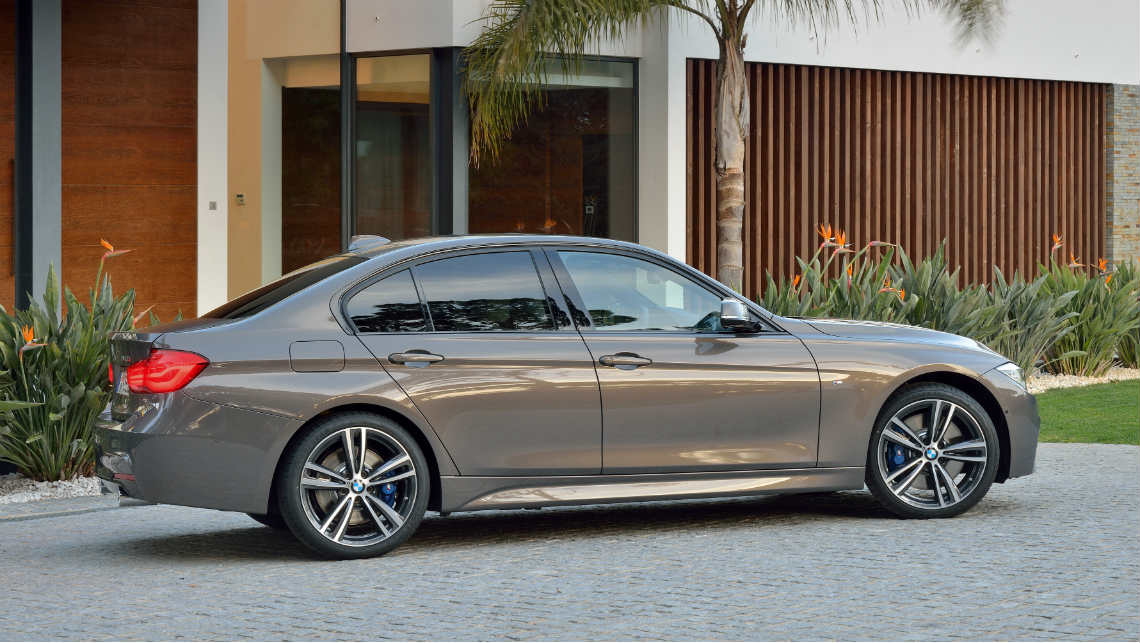 2016 bmw 3 series horsepower
