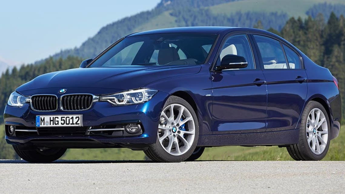 BMW Series New Car Sales Price Car News CarsGuide - Bmw 2015 3 series price