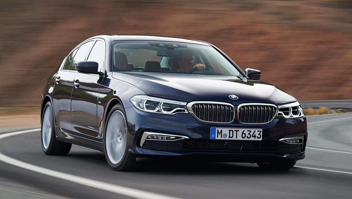 2017 BMW 5 Series Sedan | New Car Sales Price