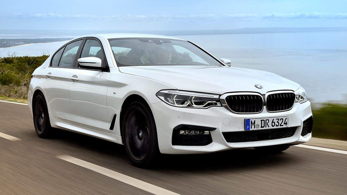 2017 bmw 5 series sedan | new car sales price - car news | carsguide