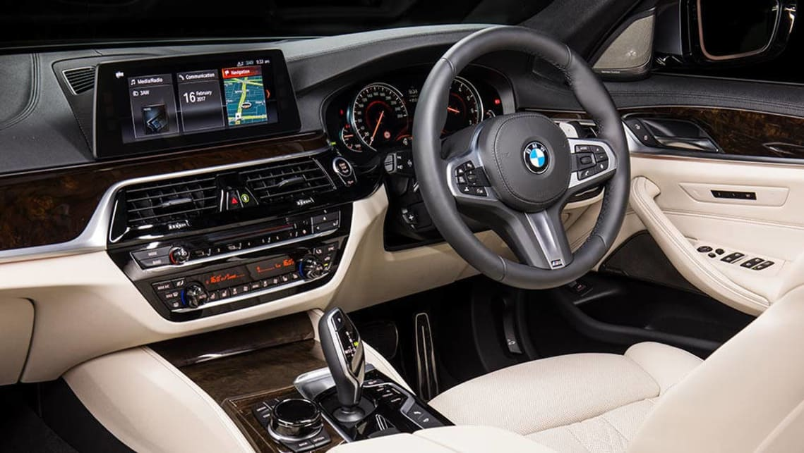 Bmw 5 Series 2017 Review Carsguide