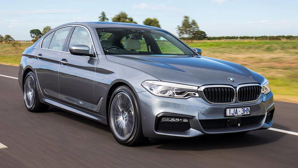 Bmw 5 series 2017 review carsguide bmw 530i 2017 sciox Choice Image