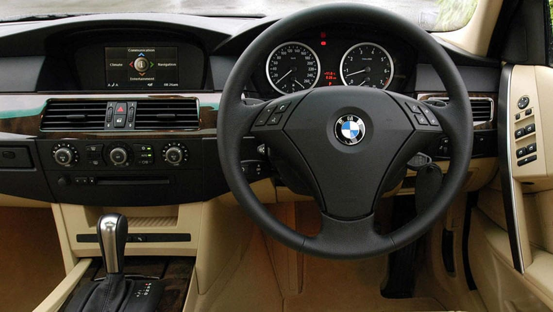 bmw 5 series used review 2003 2010 carsguide. Black Bedroom Furniture Sets. Home Design Ideas