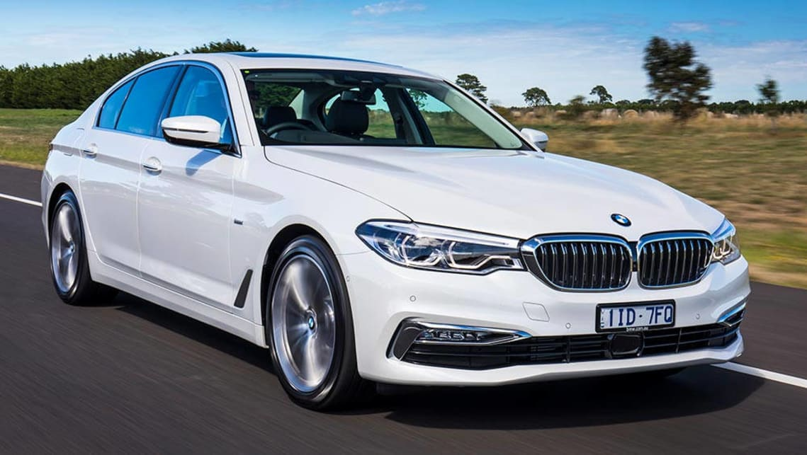 Bmw 3 Series For Sale >> BMW 520d 2017 review: snapshot | CarsGuide