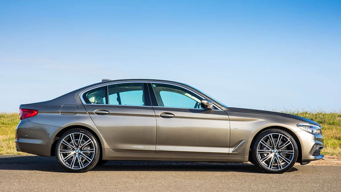 Bmw 530d 2017 Review Snapshot Carsguide