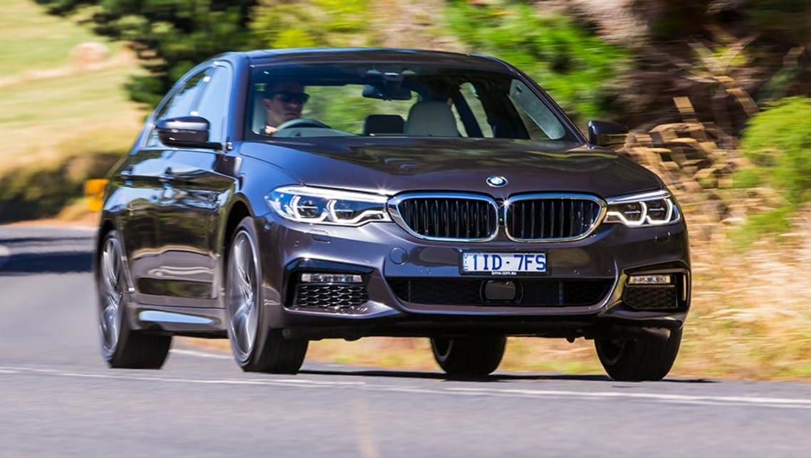 Unique BMW 540i 2017 Review  Snapshot  CarsGuide