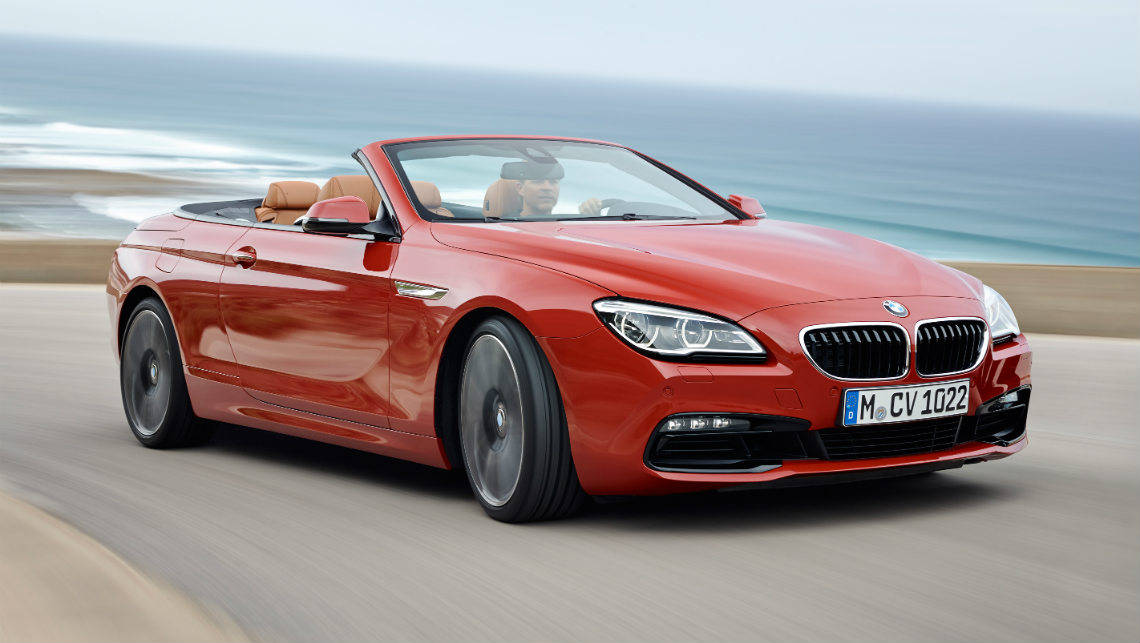 BMW Series And M Models Revealed Car News CarsGuide - 2015 bmw models