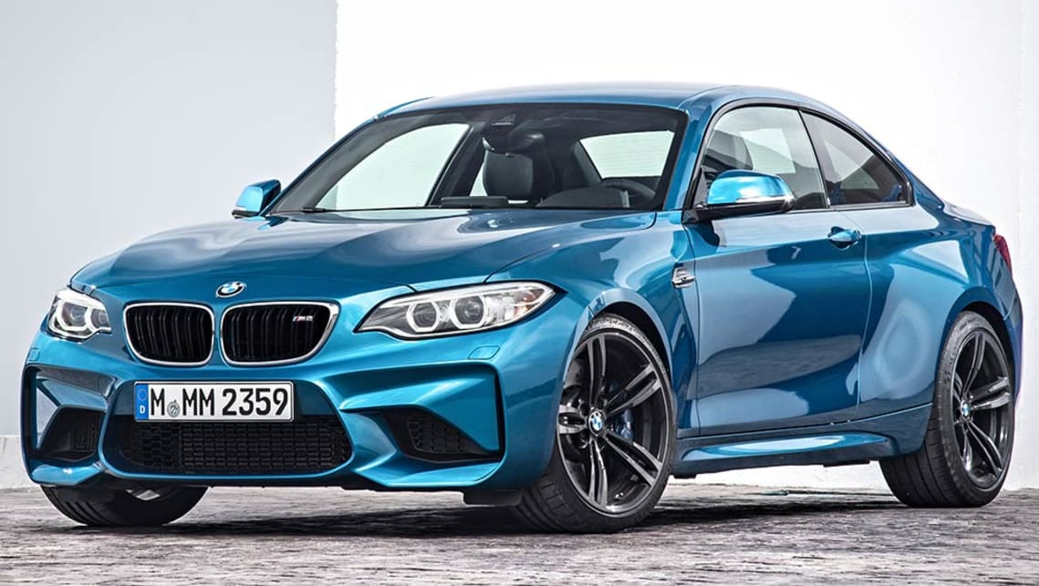 Best Seven Sports Cars Arriving In 2016. 2016 BMW M2