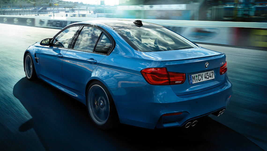 2015 bmw m3 and m4 new car sales price car news carsguide. Black Bedroom Furniture Sets. Home Design Ideas