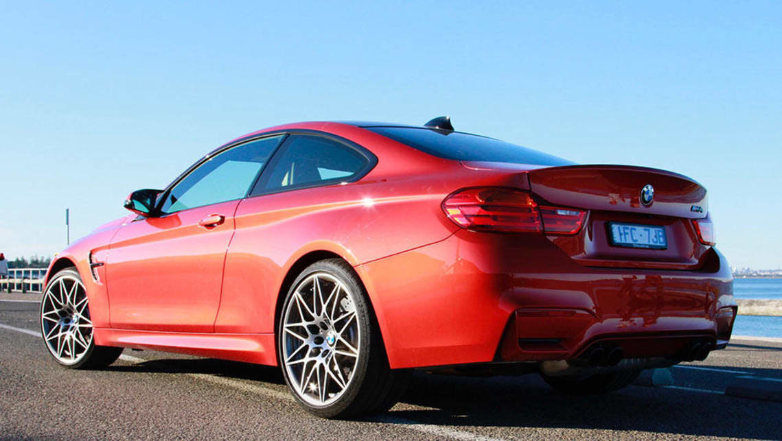 bmw m4 competition 2016 review | carsguide