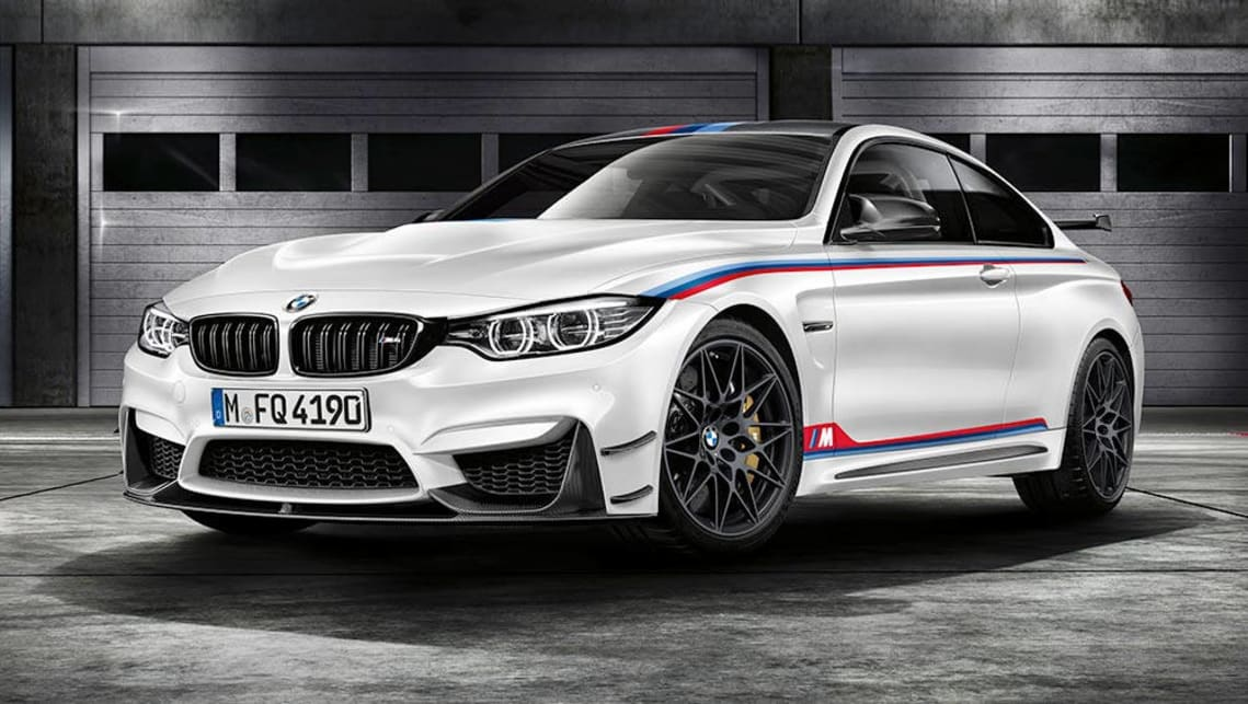 Bmw M4 Dtm Champion Edition Confirmed For Australia Car News