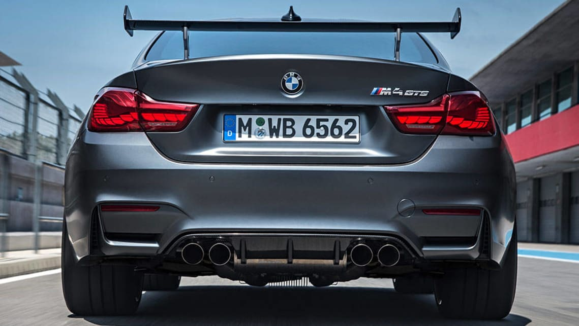 2016 BMW M4 GTS sells out before it arrives - Car News | CarsGuide