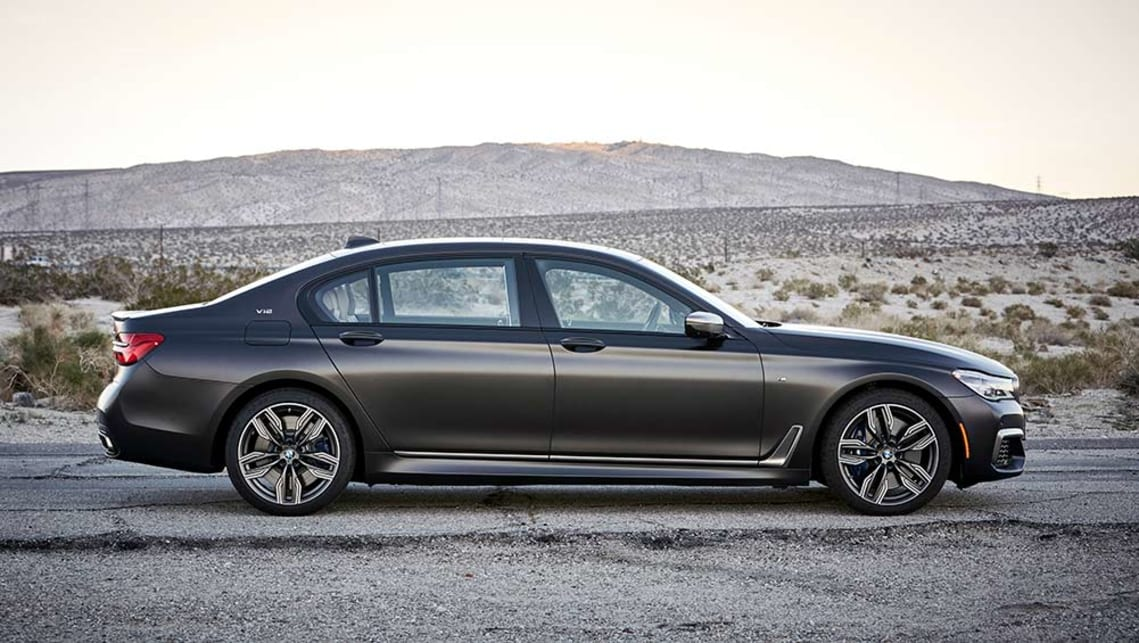 BMW 7 Series M760Li xDrive 2017 review | CarsGuide
