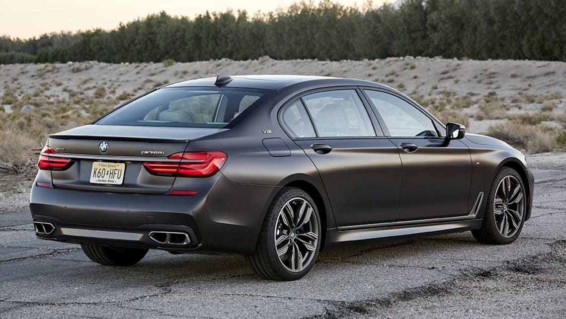 Bmw 7 Series M760li Xdrive 2017 Review Carsguide