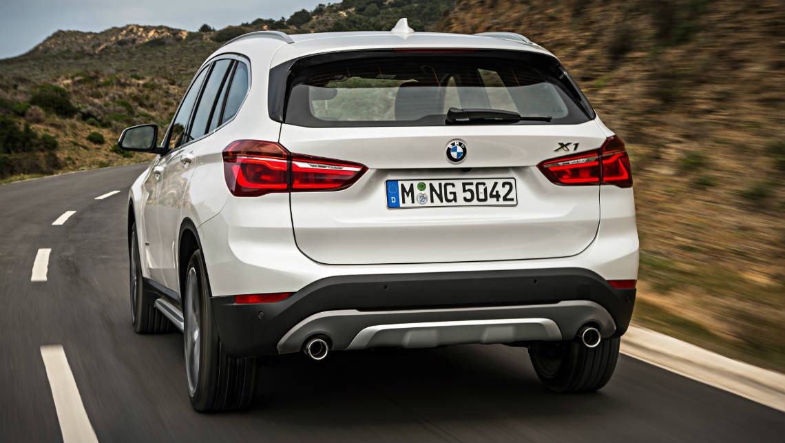 High Quality 2016 BMW X1
