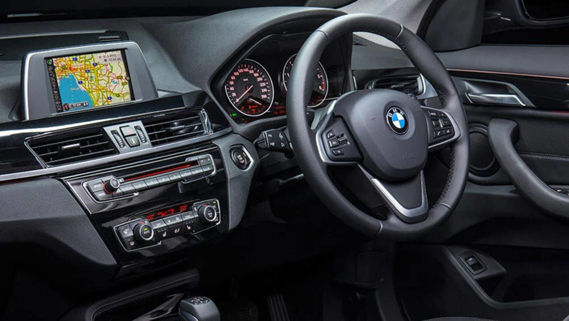 bmw x1 sdrive 20i 2016 review road test carsguide. Black Bedroom Furniture Sets. Home Design Ideas