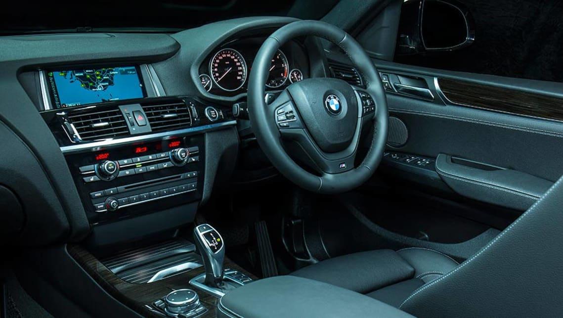 2016 BMW X4 XDrive 35D