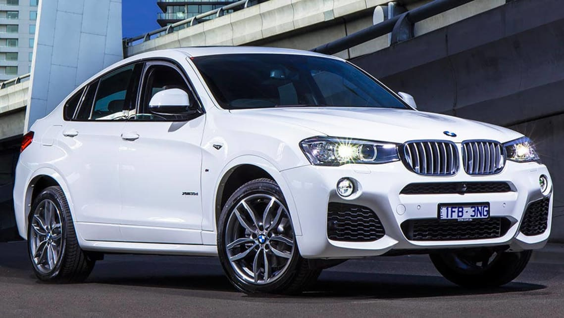 Bmw X4 2016 Review Carsguide