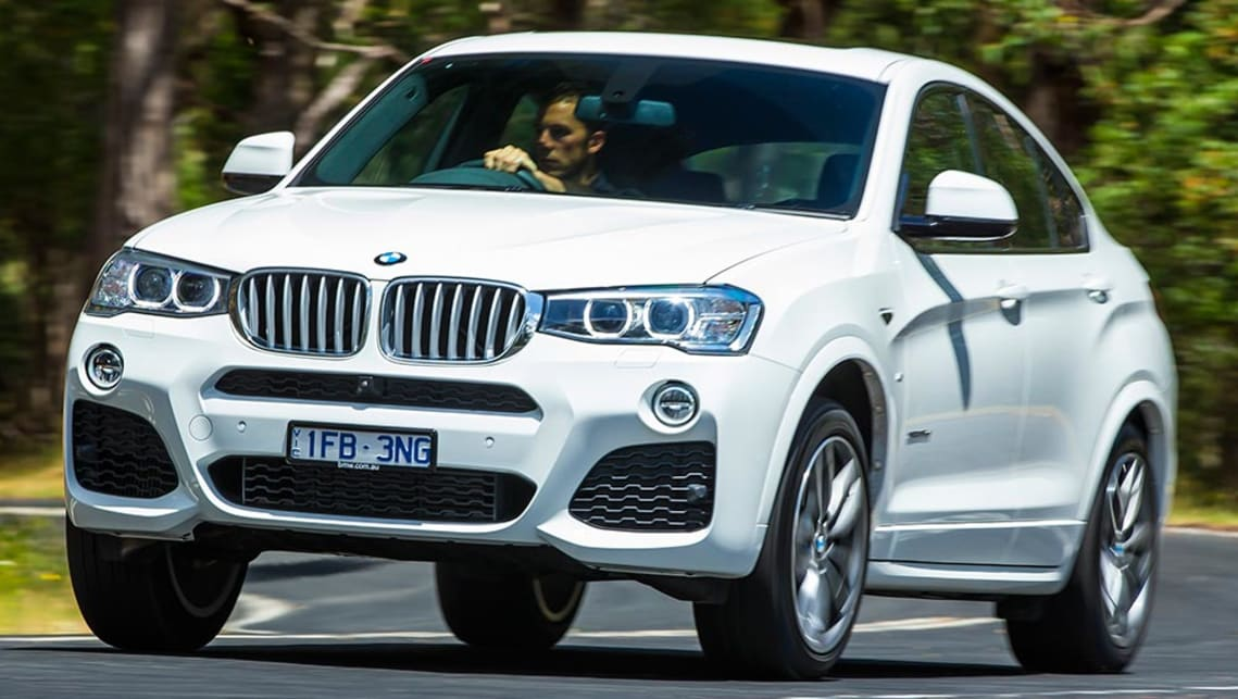 Bmw X4 Xdrive 35d 2016 Review Carsguide