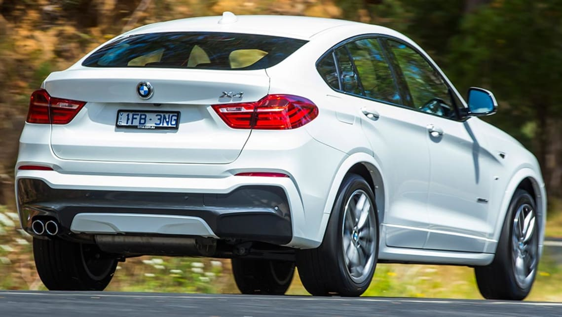 2016 Bmw X4 Xdrive 35d Review First Drive Carsguide