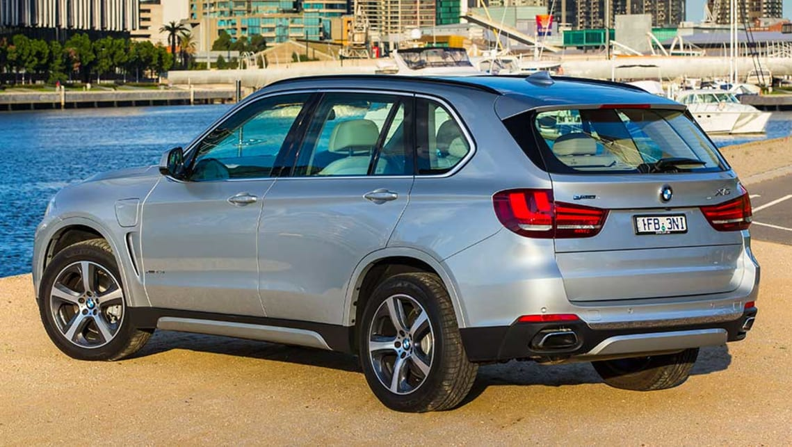 2016 BMW X5 xDrive40e review | first Australian Drive ...