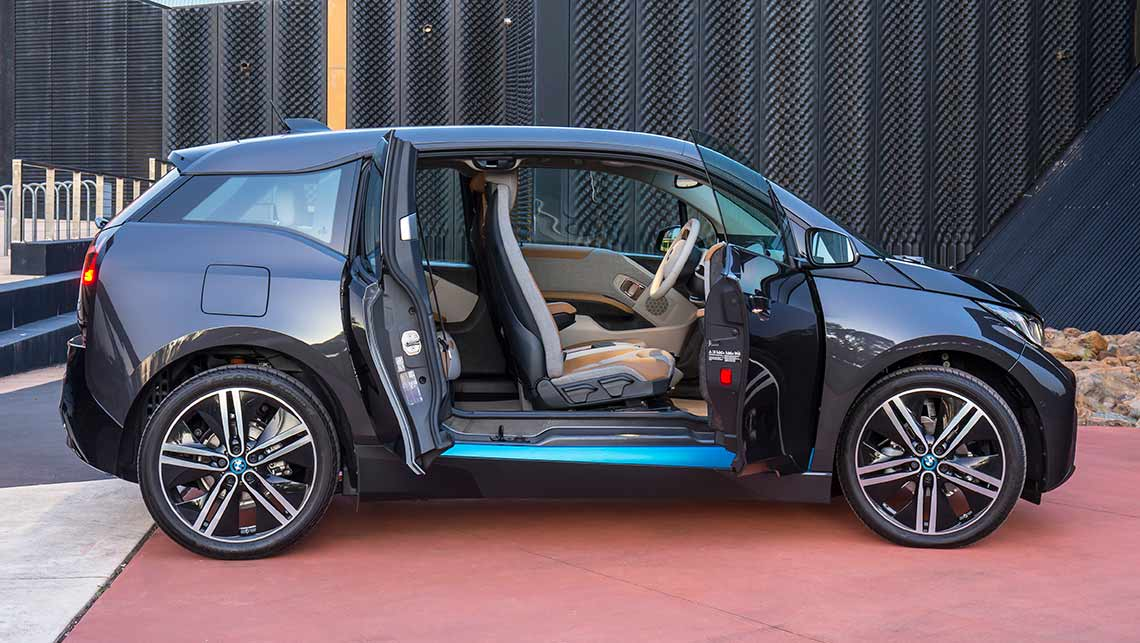 bmw i3 hatchback 2014 review | carsguide