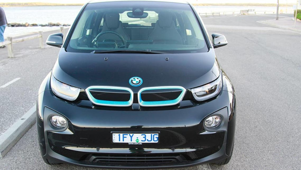 2016 BMW i3 REx 94Ah. Image credit: Peter Anderson.