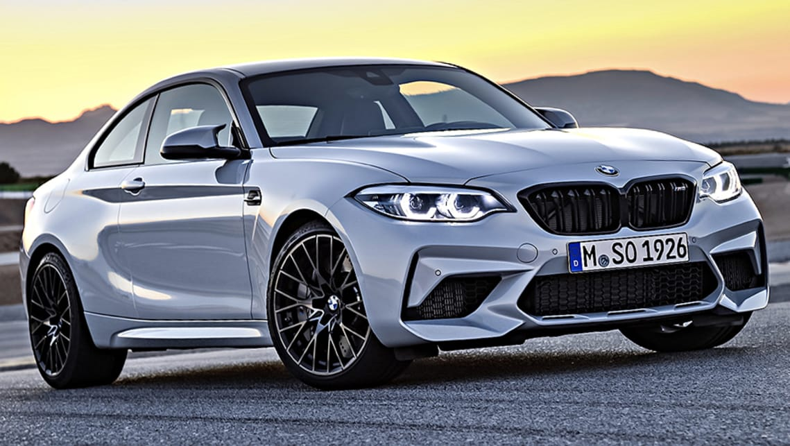 Bmw M2 Competition 2018 Pricing And Specs Confirmed Car News