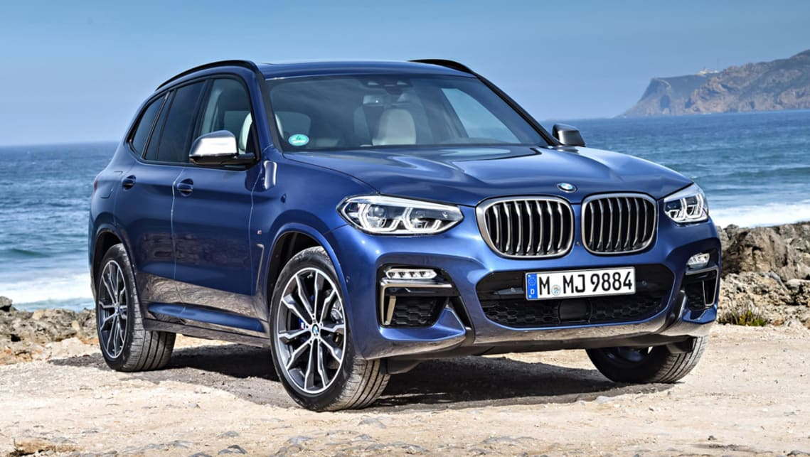 Toyota Suv 2019 >> BMW X3 M40i 2018 pricing and spec confirmed - Car News | CarsGuide