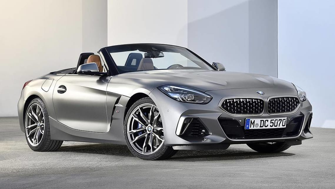 bmw z4 2019 pricing and specs confirmed car news carsguide. Black Bedroom Furniture Sets. Home Design Ideas