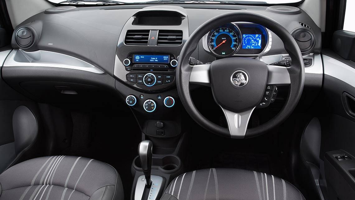 Holden Barina Spark 2010 2017