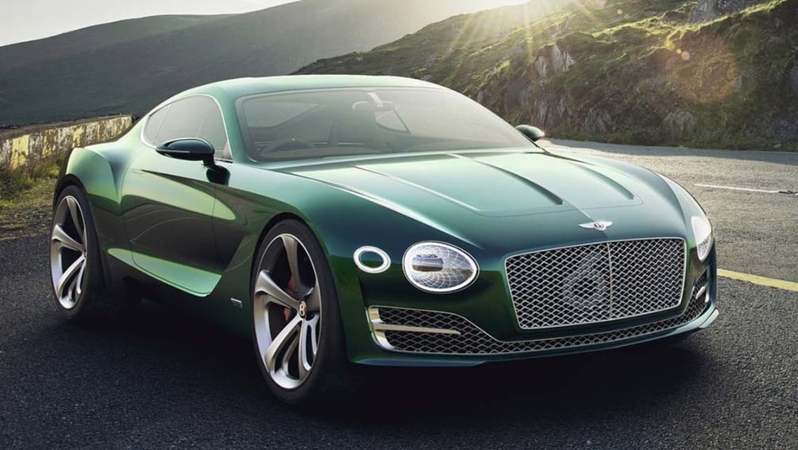 Smaller Bentley SUV and production Speed 6 in the works - Car News ...