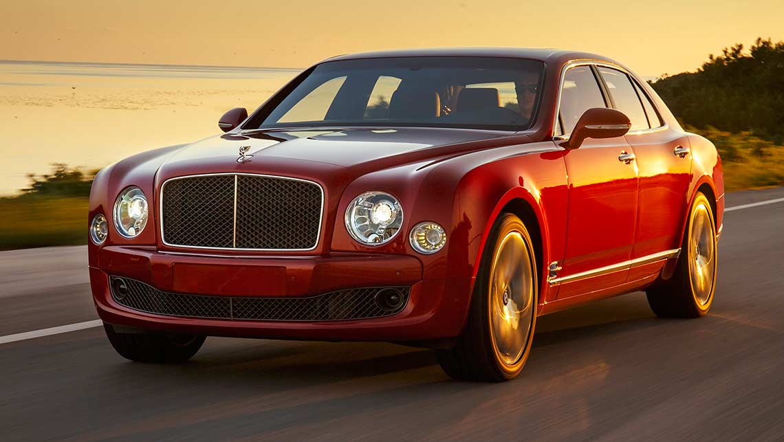 Bentley Mulsanne Speed 2015 review | carsguide