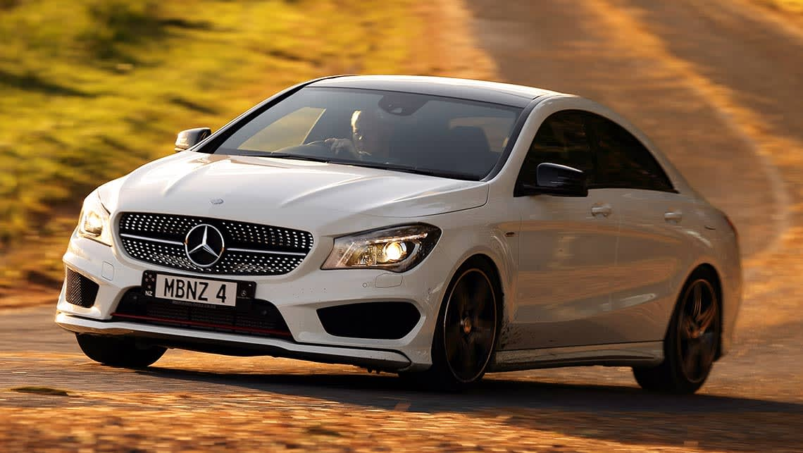 Mercedes Benz CLA250 Sport 4matic 2014 Review