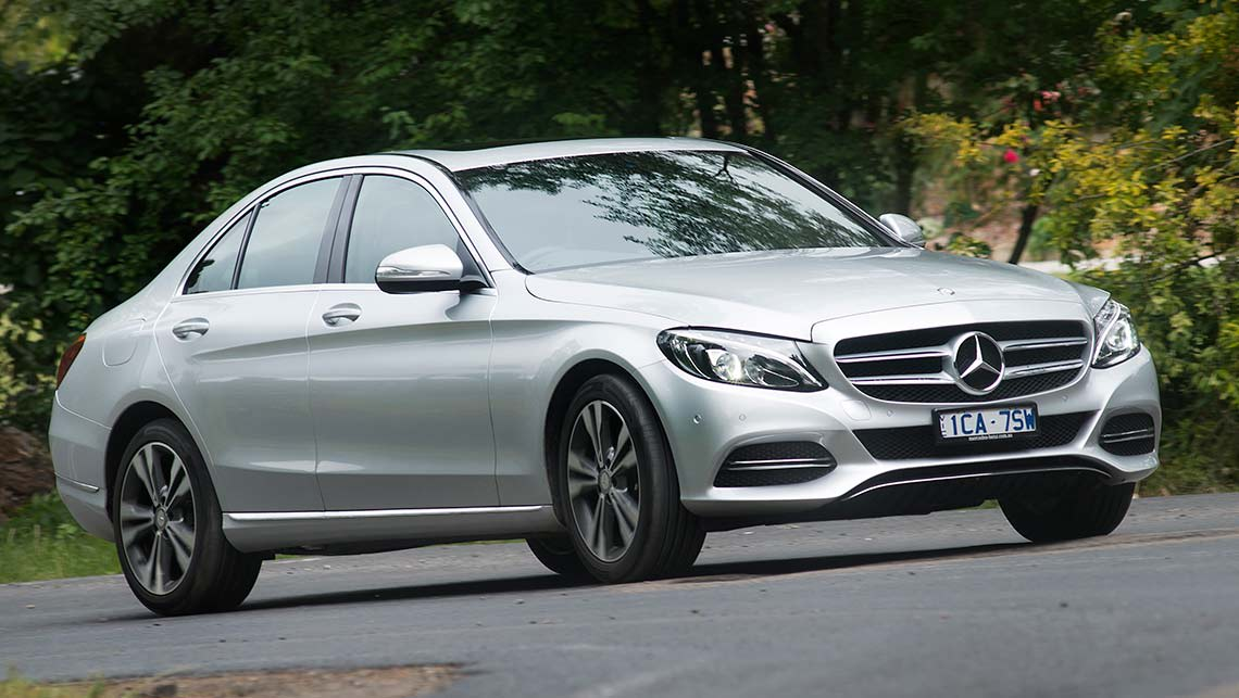 Mercedes benz c class wins 2014 car of the year video for Mercedes benz jack