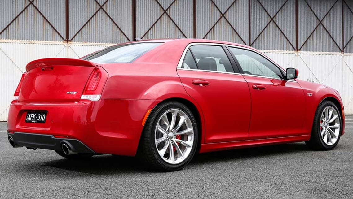 2015 chrysler 300 srt review road test carsguide. Black Bedroom Furniture Sets. Home Design Ideas