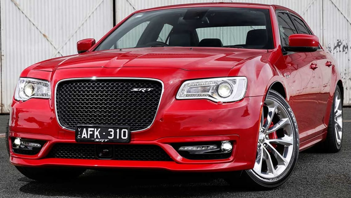 2016 Chrysler 300 Srt Review Road Test Carsguide