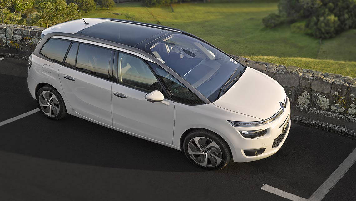 Citroen Grand C4 Picasso 2015 Review Carsguide