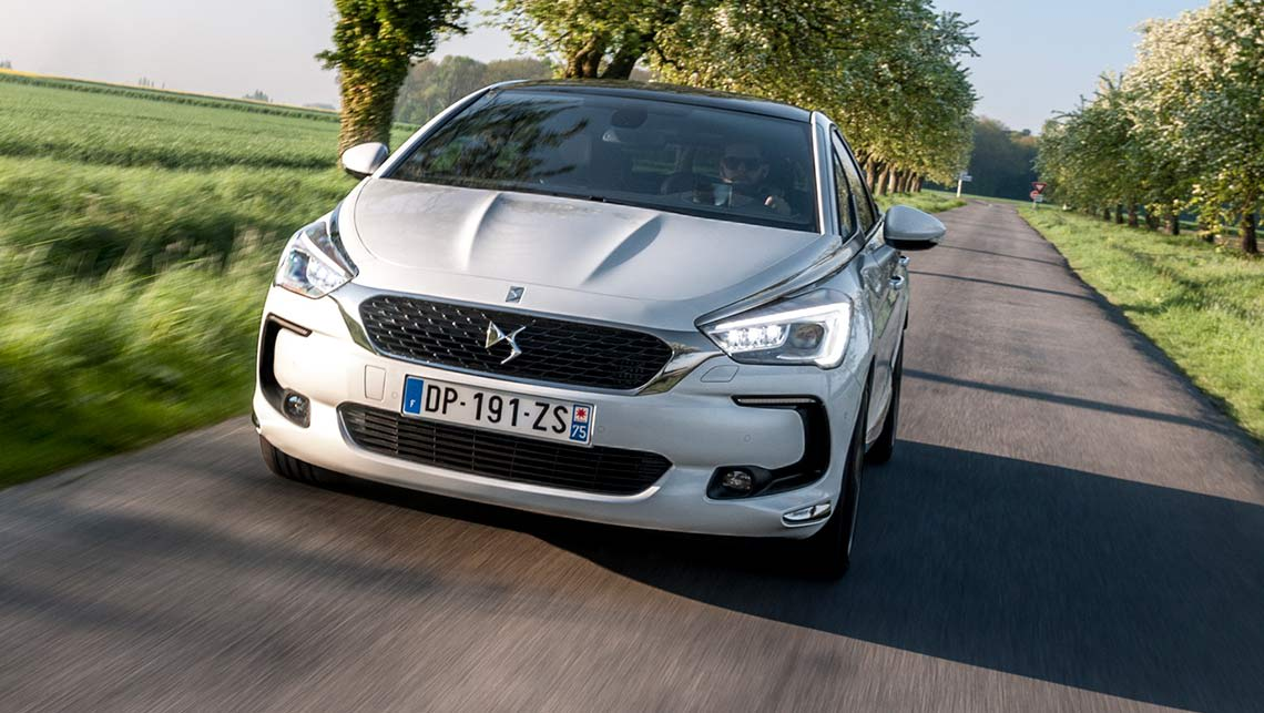 Citroen Ds5 2015 Review Carsguide