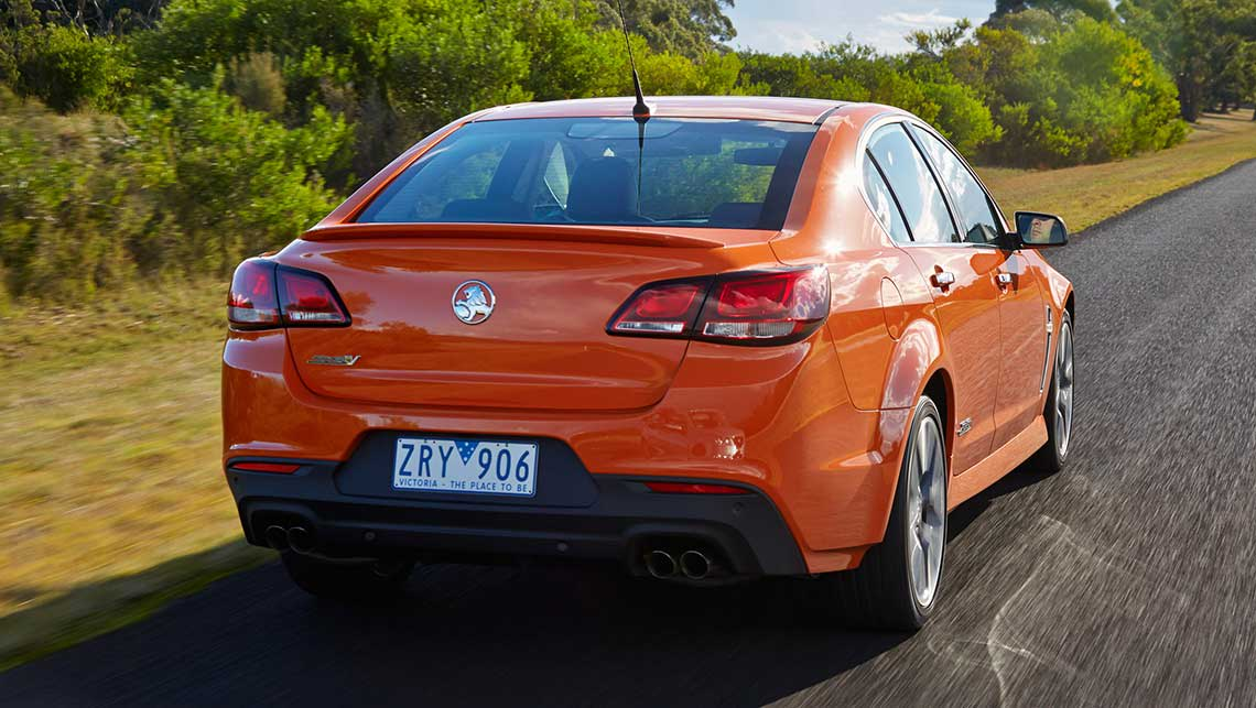 Holden Commodore 2014 Review Carsguide