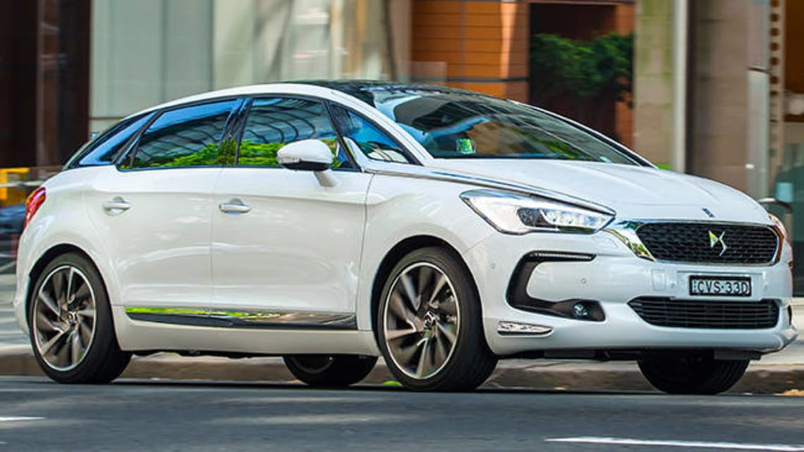 Citroen DS5 DSport 2016 review | CarsGuide
